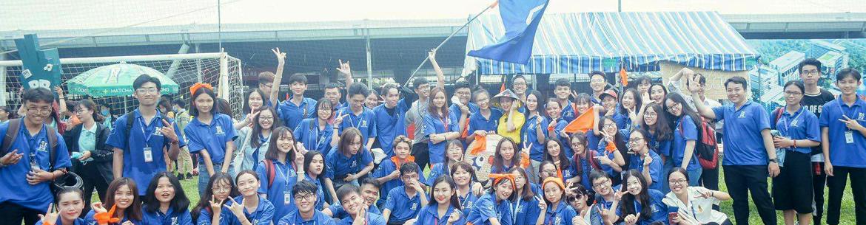 Sinh viên Khóa 24 tham dự Lễ Khai Giảng