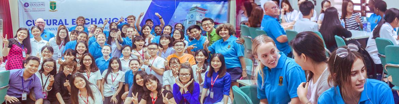 Giao lưu với sinh viên trường Nagle Catholic College, Australia